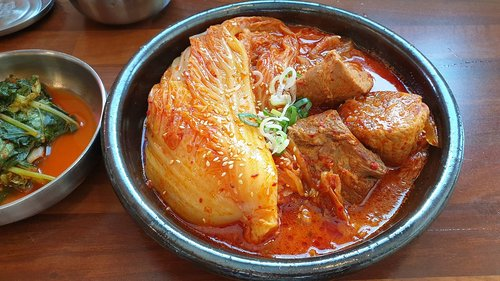 kimchi  side dish  food