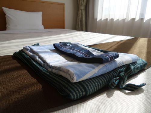 kimono set hotel