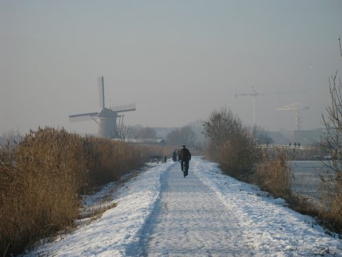 kinderdijk holland molina