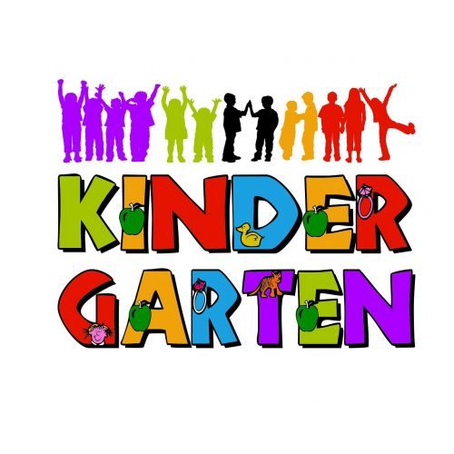 kindergarten child play