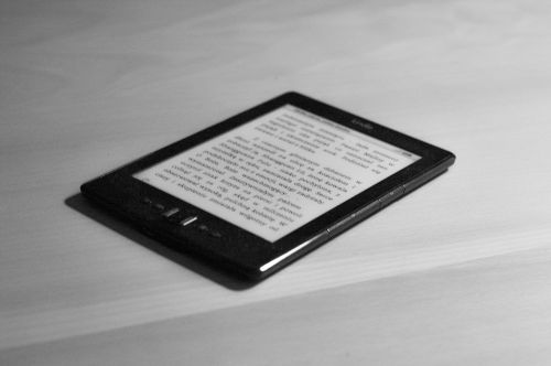 kindle book e-reader