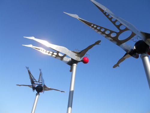 kinectic sculptures portland oregon clackamas