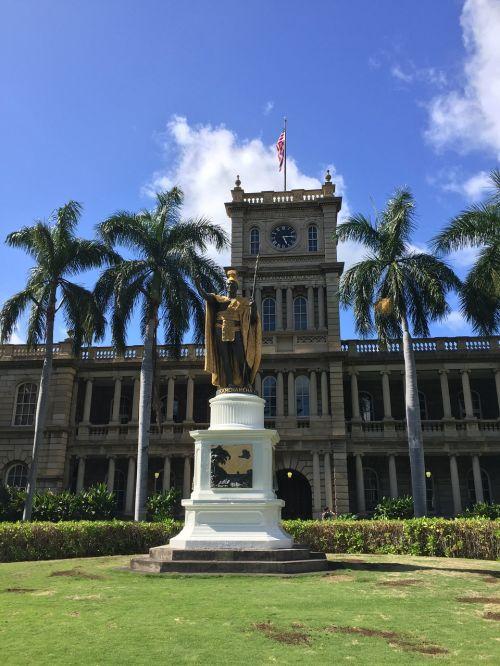 king kamehameha image hawaii honolulu