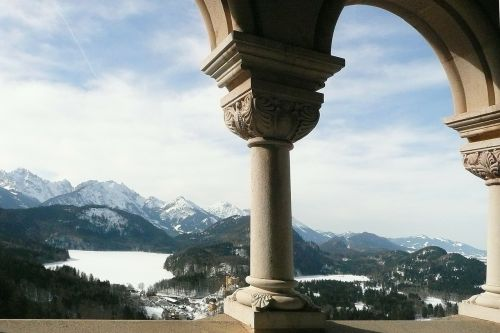 king ludwig the second bavaria castle neuschwanstein