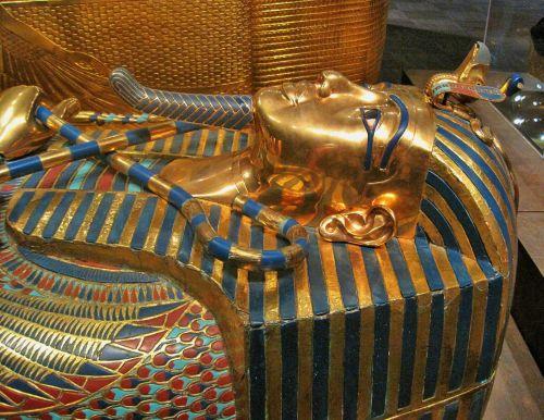 King Tutankhamun Coffinette