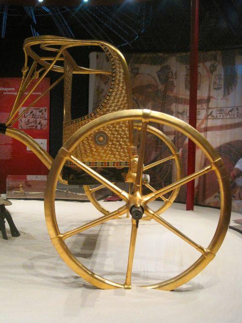 King Tutankhamun's Chariot