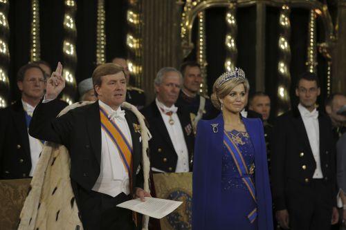 king willem alexander queen maxima netherlands