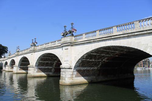 kingston kingston upon thames kingston bridge