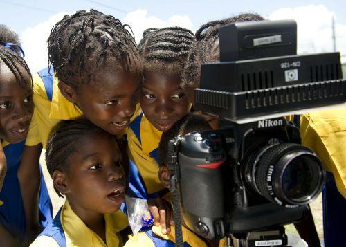 kingston jamaica children
