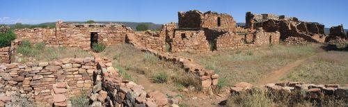kinishba ruins zuni indians hopi