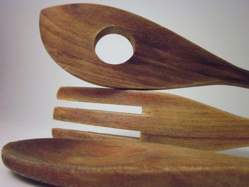 kitchen fork spoon