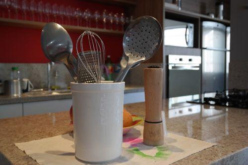kitchen utensils home