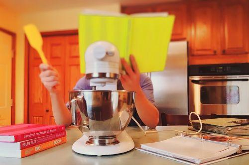 virtuvė,virimo,maistas,rengia,virtuvės interjeras,namai