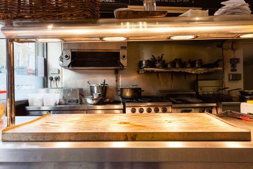 kitchen restaurant restaurant kitchen