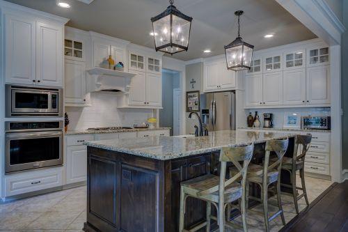 kitchen real estate interior design