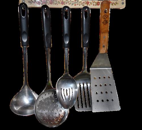 kitchen utensils cooking