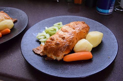 kitchen flat plate
