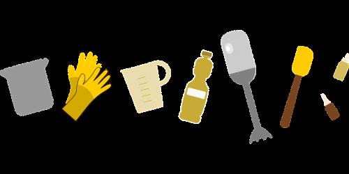 kitchen icons tools