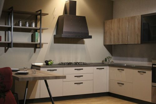 kitchen furniture interior