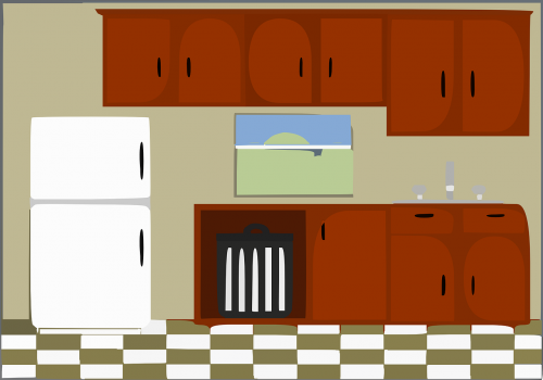 kitchen house rooms