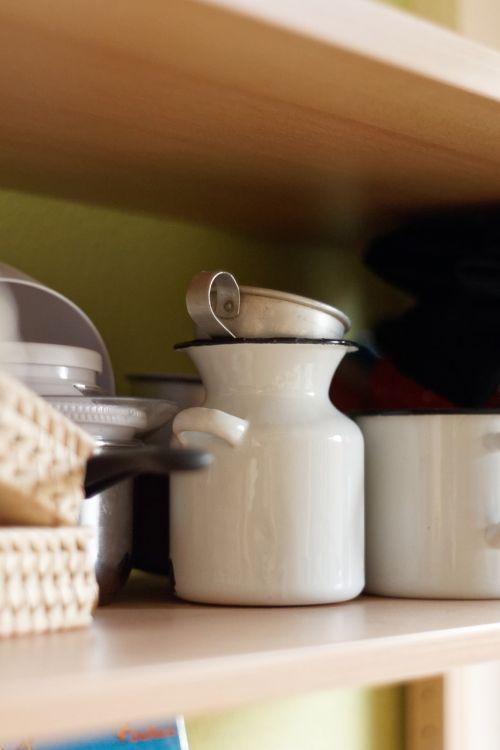 kitchen container enamel