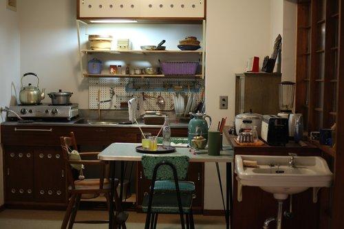 kitchen  fifties  sixties