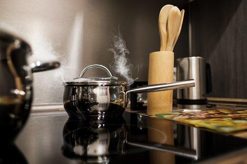 kitchen  cook  pot