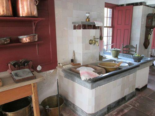 kitchen pots pans