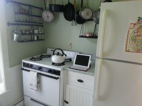 kitchen ipad stove