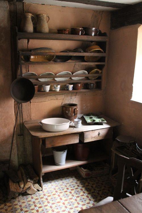 kitchen old antique