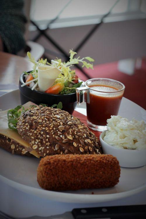 kitchen food eatery
