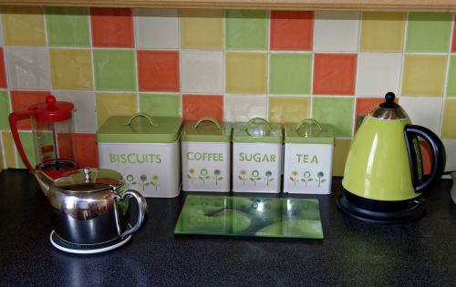 kitchen kettle tiles