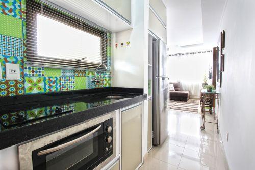 kitchen hall oven