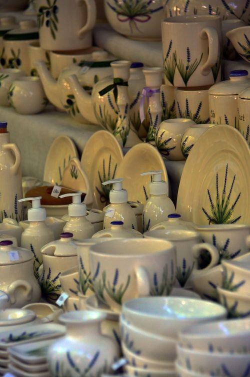 kitchen utensils arts and crafts bowls