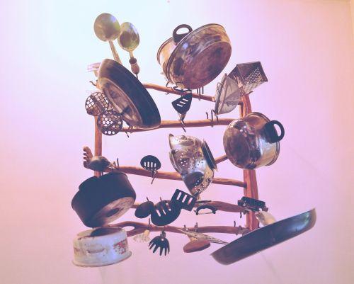 kitchenware cookware ladle
