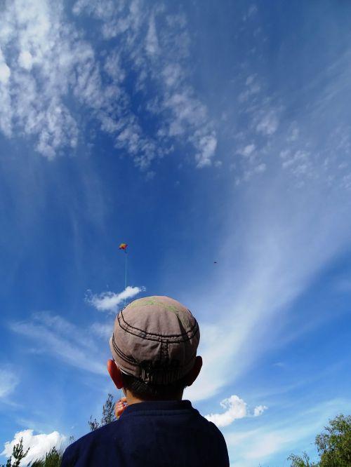 kite child height