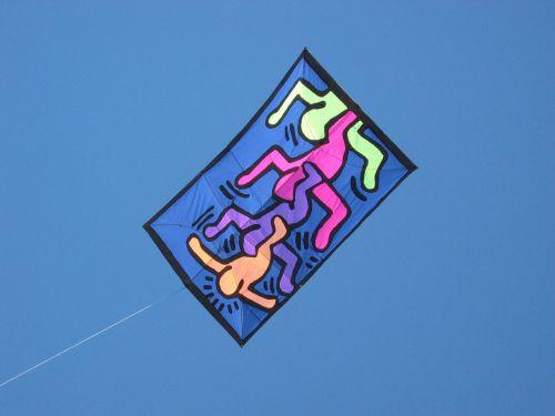 kite sky wind