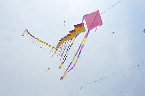kite republic of korea new year's day