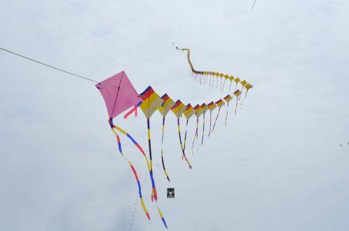 kite sky feast