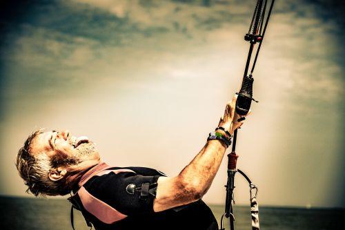 kite kitesurfing bracelet