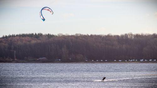 kite surf kite surfing kitesurfer