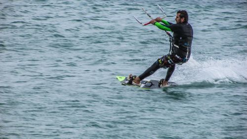 kite surf surfer sport
