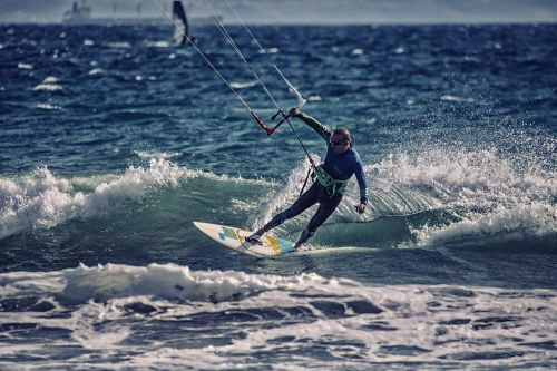 kite surf beach rate