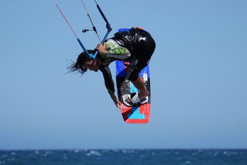 kite surf freestyle surf