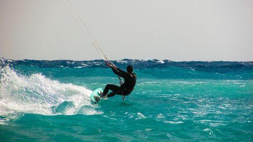 kite surfing sport surfing