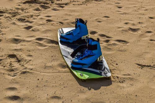 kite surfing sport equipment
