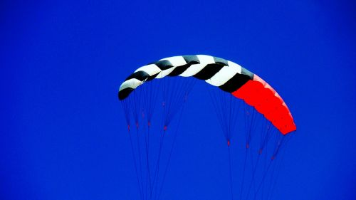 kiteboard kitesurfer kite