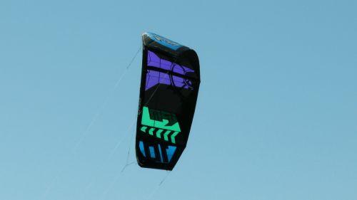 Kitesurfer's Kite