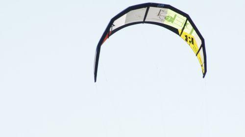 kitesurfing kite sky