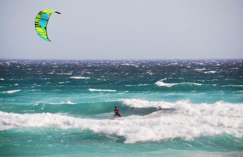 kiting surf windsport